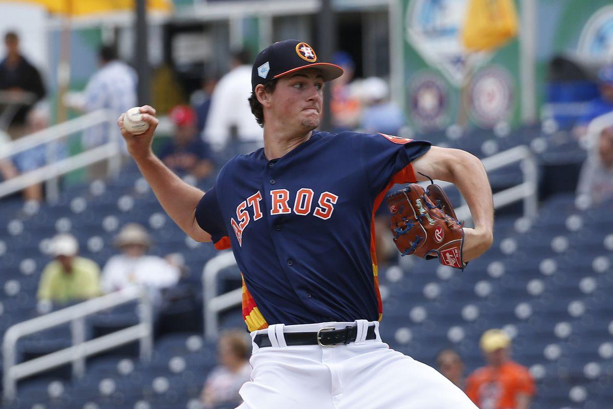 New York Mets v Houston Astros