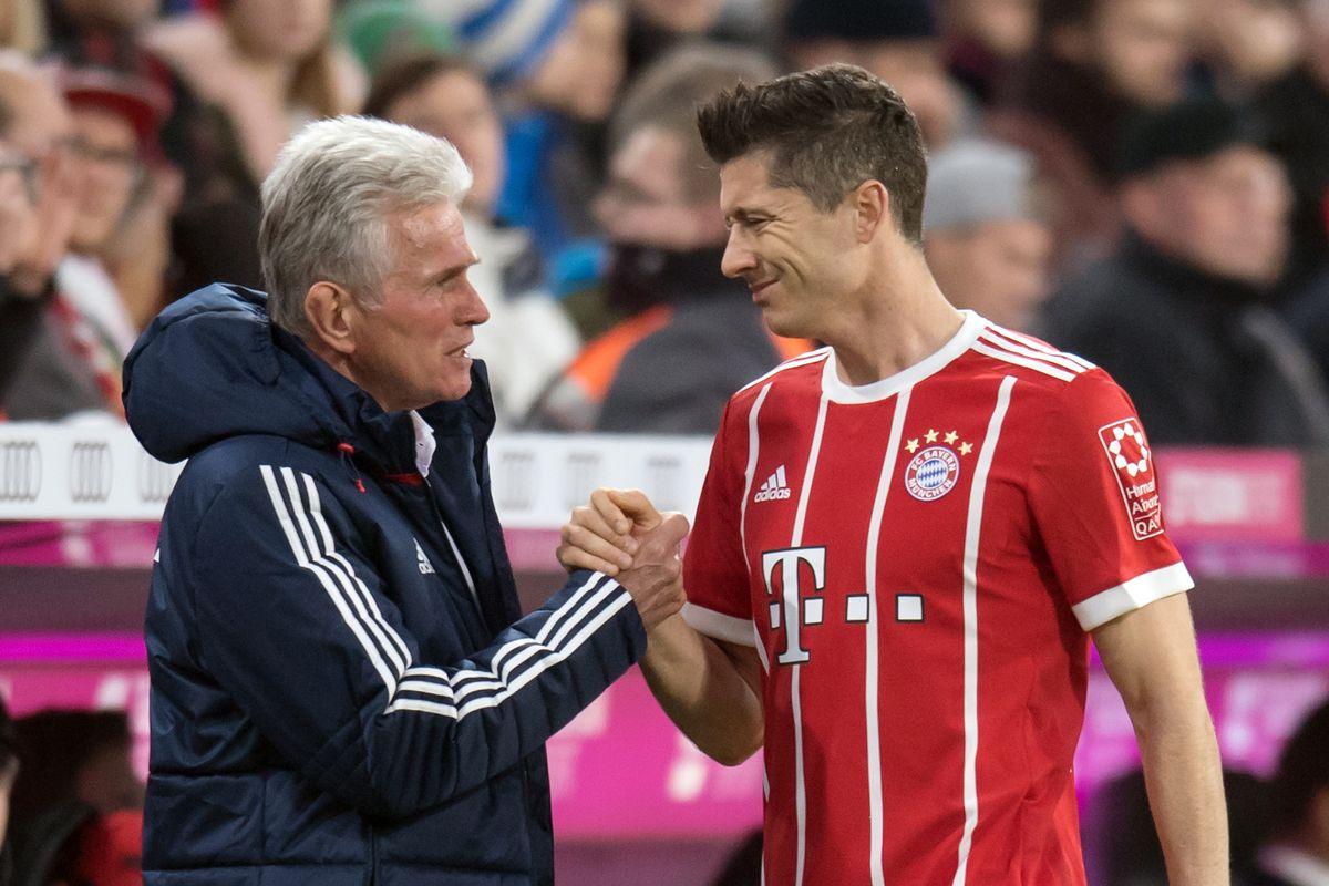 Bayern Munich vs RB Leipzig