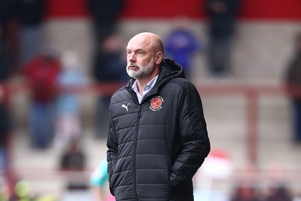 Fleetwood Town v Northampton Town - Sky Bet League One