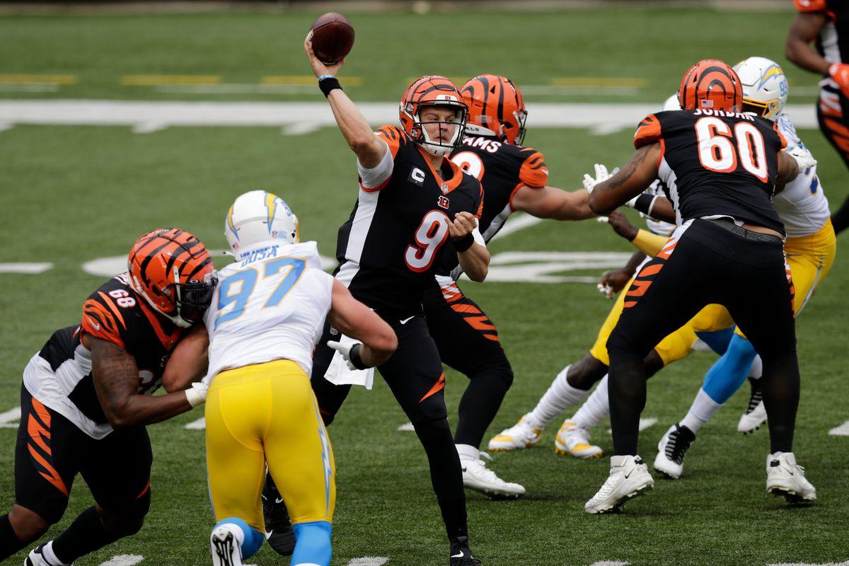 National media praises Bengals QB Joe Burrow for promising NFL debut - Cincy Jungle