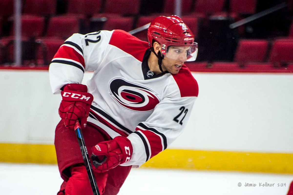 Zach Boychuk will need to clear waivers to be assigned to Charlotte.