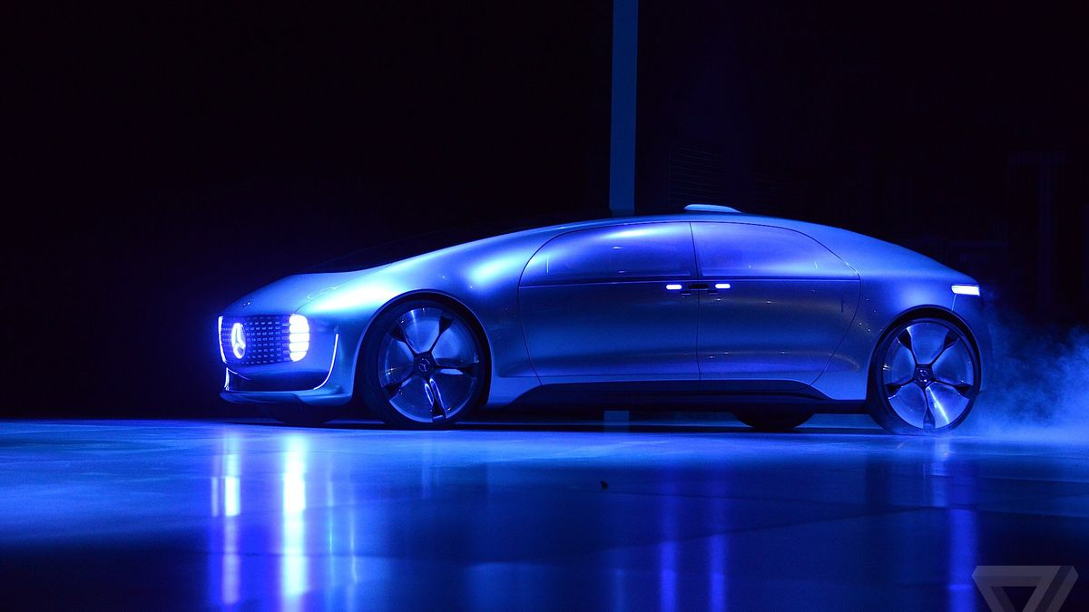 Mercedes F 015 >> The Mercedes Benz F 015 This Is What Tomorrow S Self