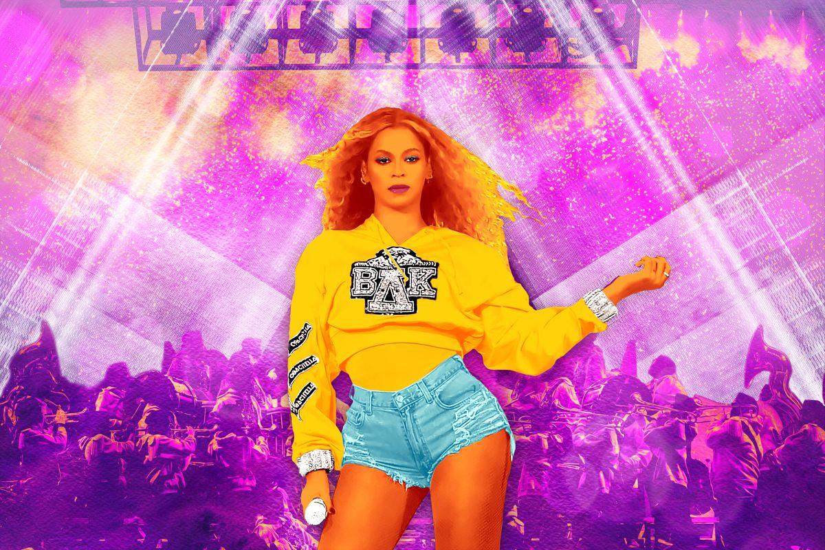 415d017476a Beyoncé's 'Homecoming' Brings Her Coachella Bombast to Netflix - The ...