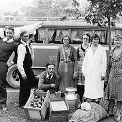Students at Weber State College were allowed to pay tuition with produce, or even a side of beef, at the onset of the Great Depression.