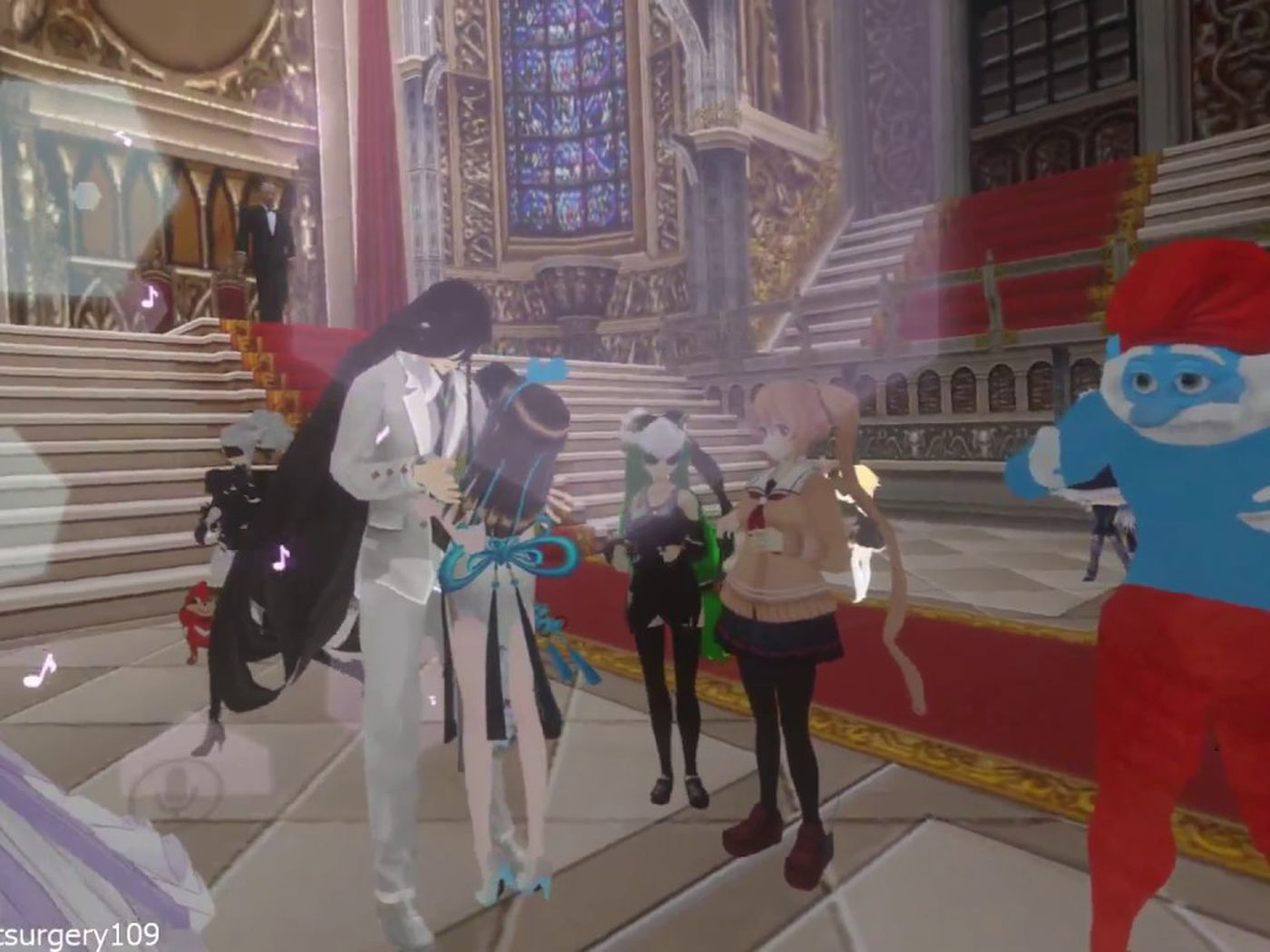 A VRChat wedding helped lead the way for good episodic in