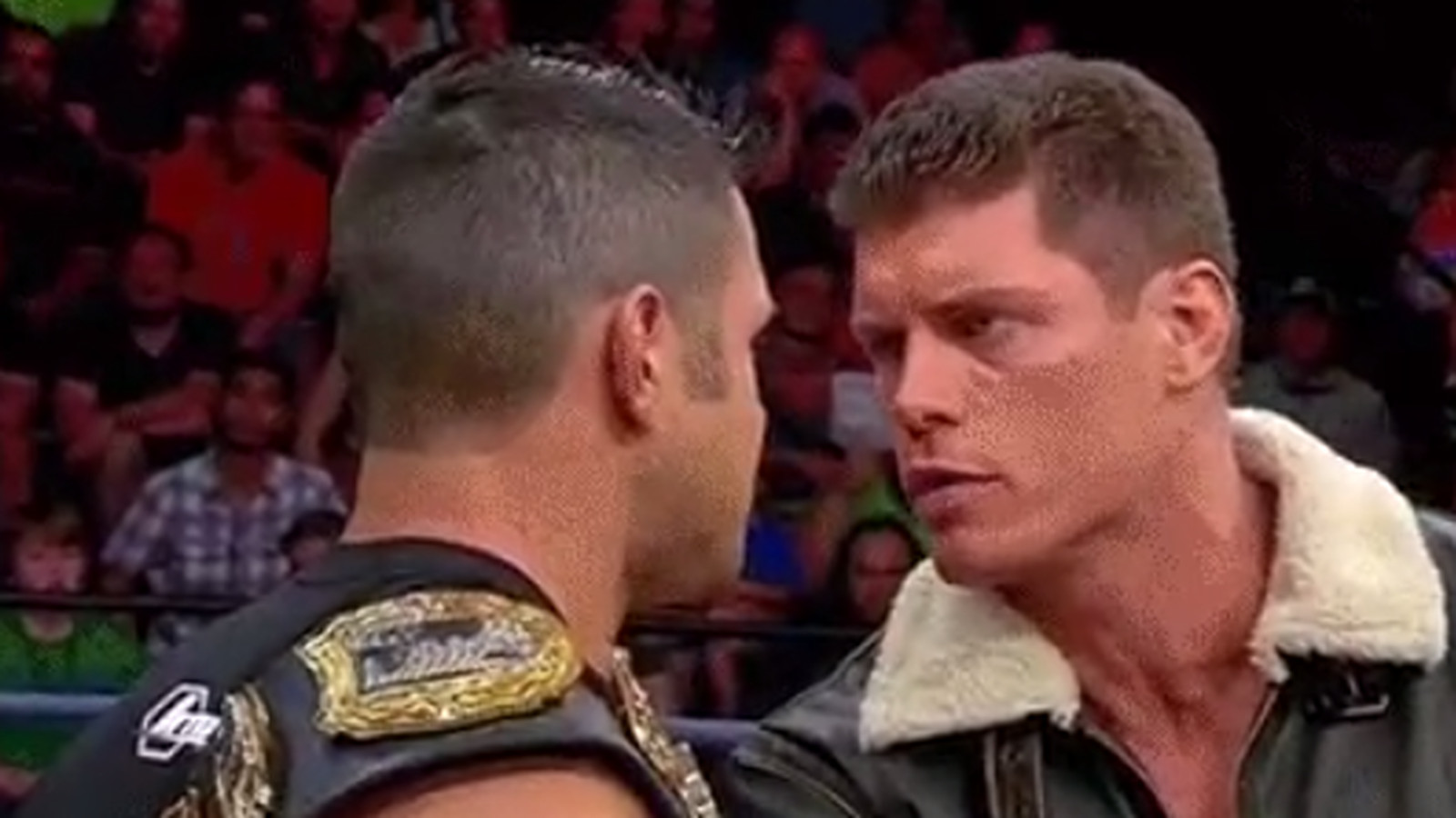 Well played, Cody (Rhodes)