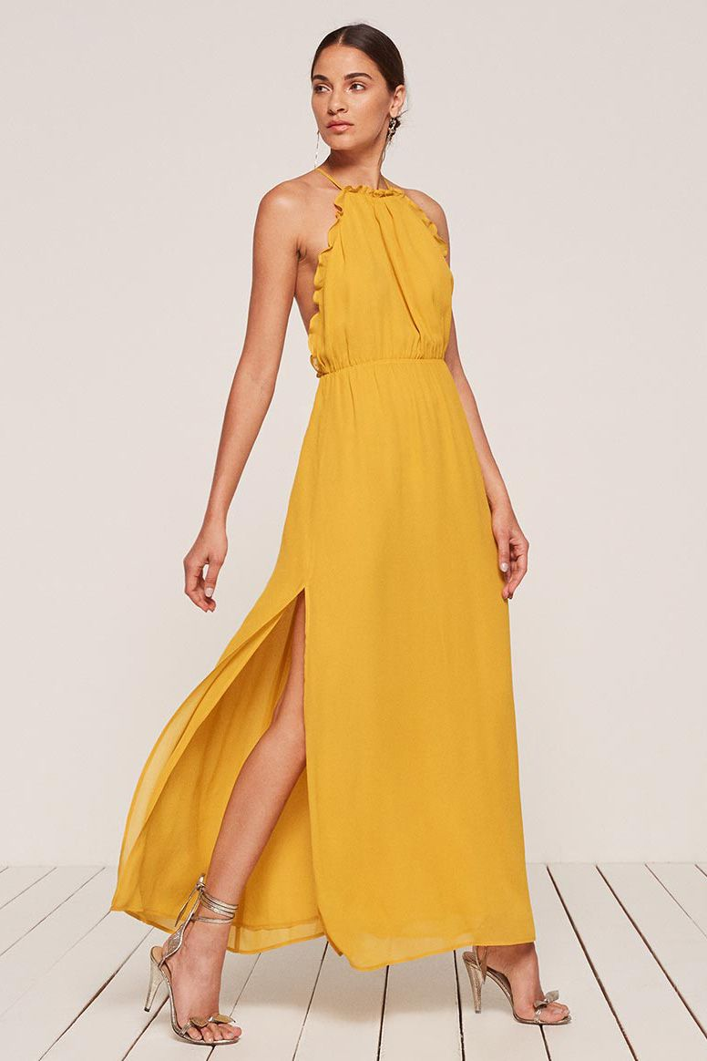 Reformation Rambla Dress, $278