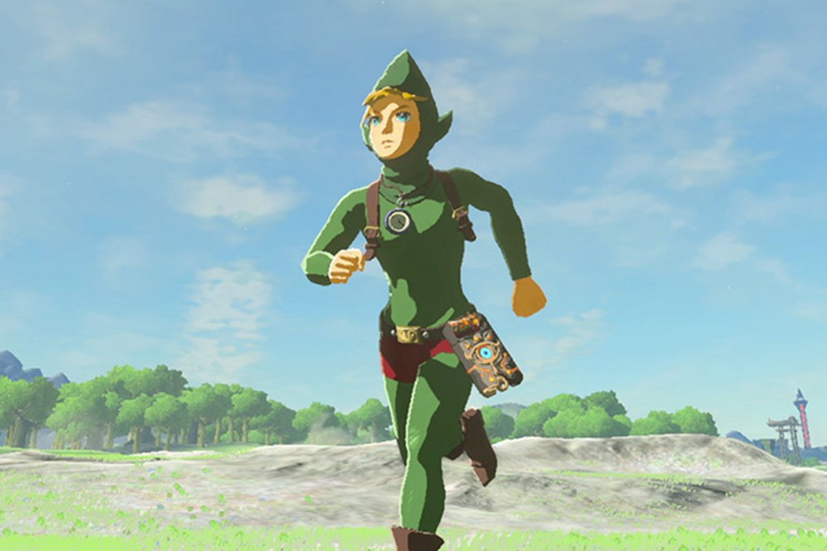 No Ones A Fan Of Tingle In Breath Of The Wild Polygon