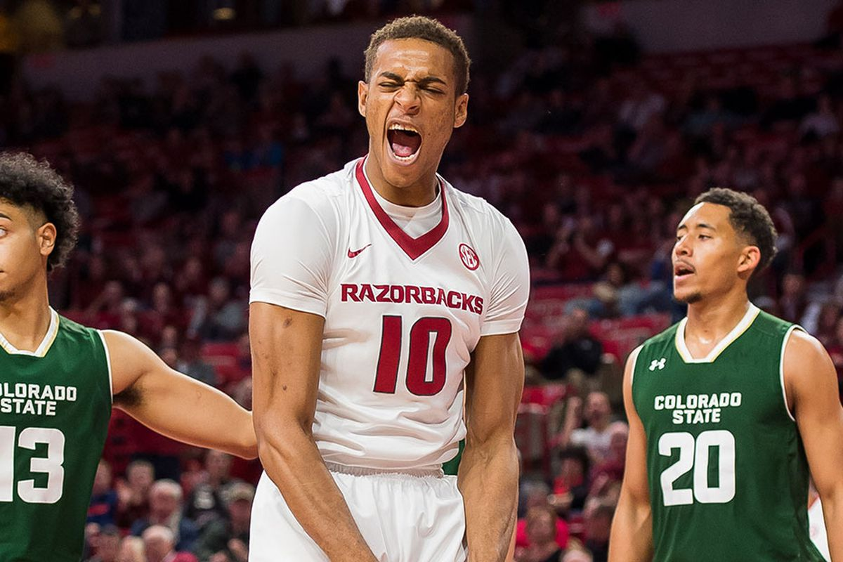Bulls go back to Arkansas to land high-energy big man in second round