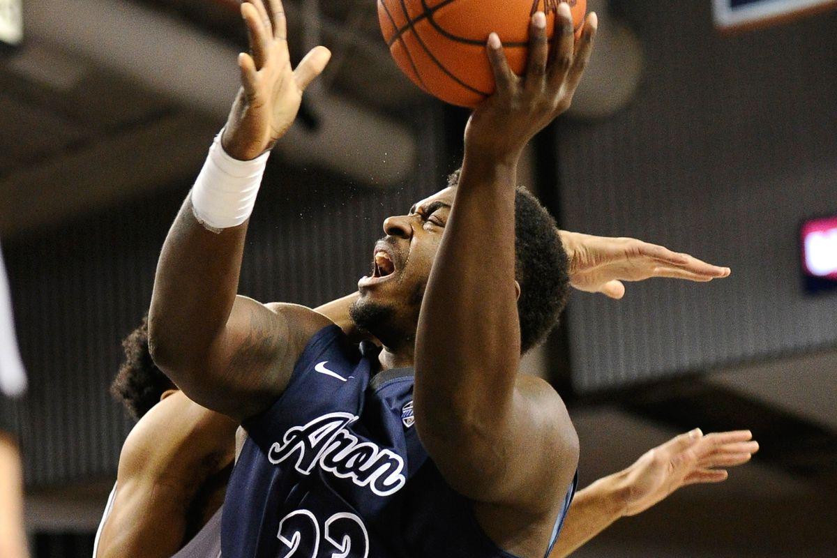 NCAA Basketball: Akron at Gonzaga