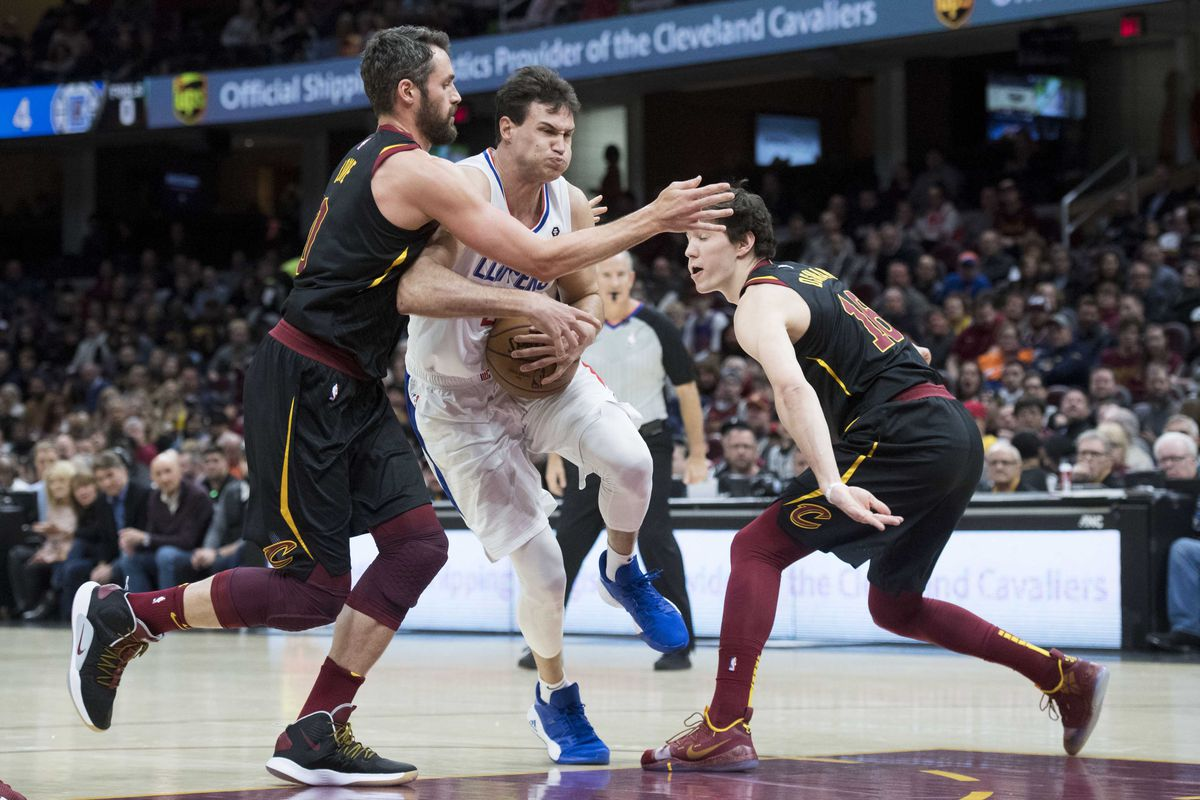 a42b30a7c09 Two for One: Cavs lose, but hang tough, vs. Clippers - Fear The Sword