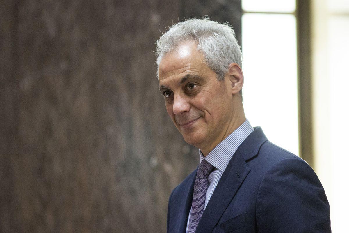 Rahm Emanuel becomes contributing editor for The Atlantic