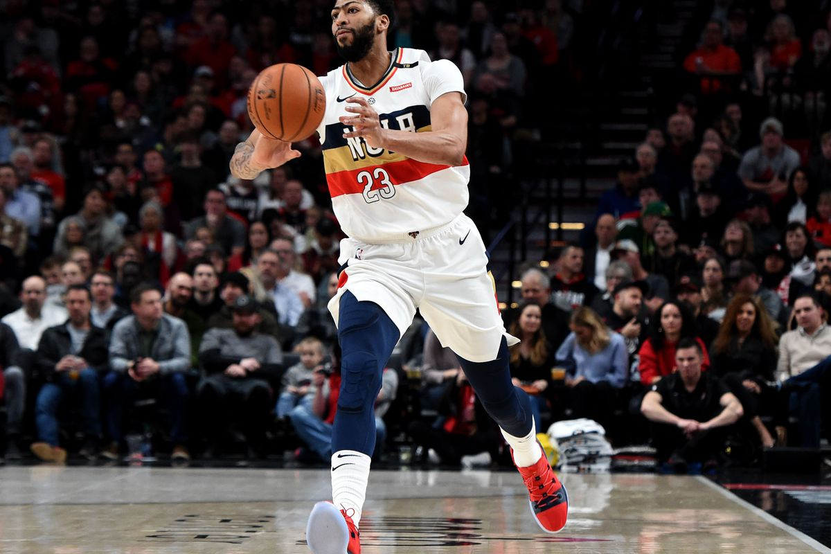 2ed07efca42b Anatomy of Disaster  Anthony Davis  latest finger injury may be final blow  for Pelicans in miserable 2018-19 campaign. New ...