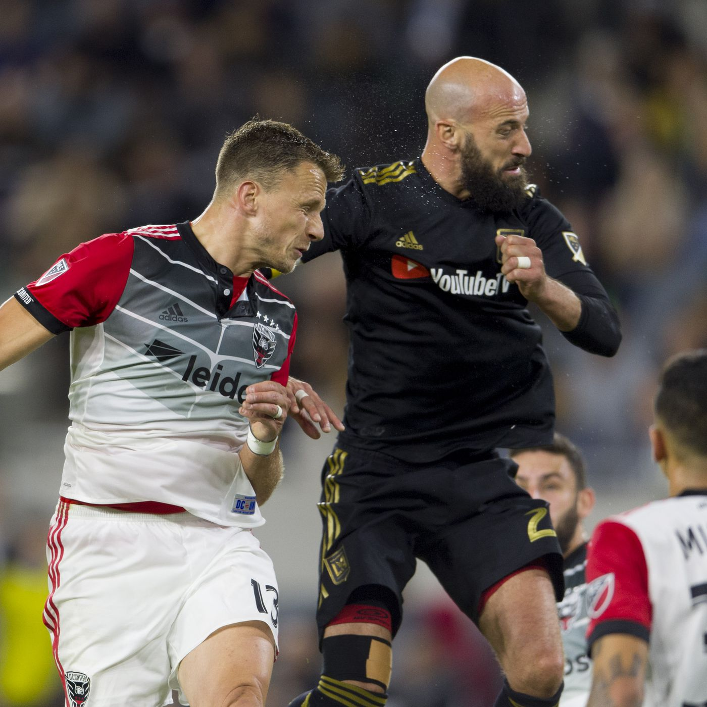3629fe3102a LAFC's Laurent Ciman left on Belgium's stand-by list - Angels on Parade