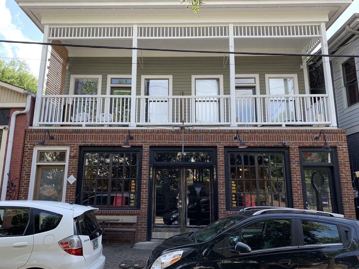 JenChan's on Carroll Street in Cabbagetown, Atlanta