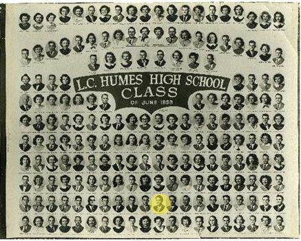 Elvis Presley, Class of 1953, is the school's most famous graduate.