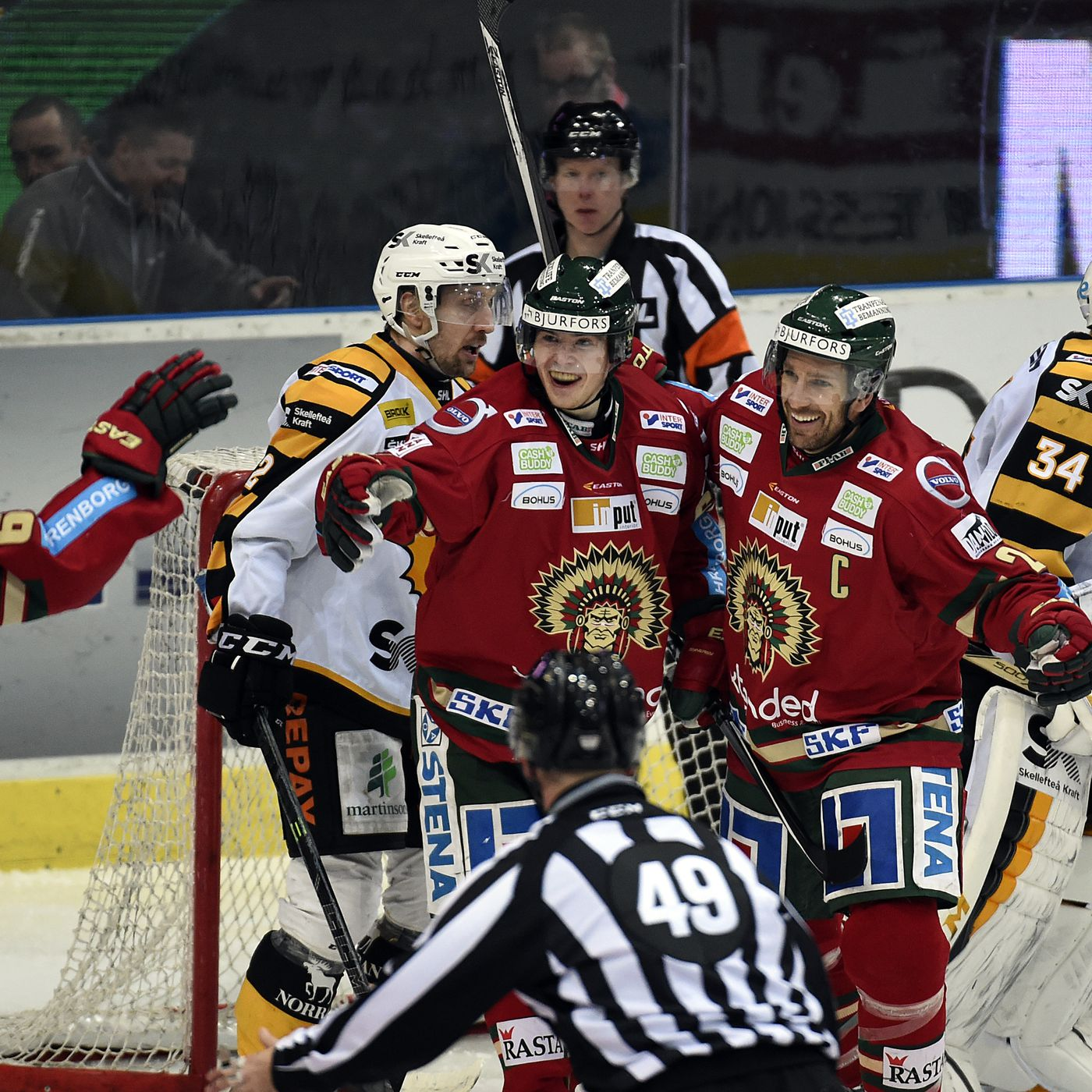 An Introduction To The Swedish Hockey League Eyes On The Prize