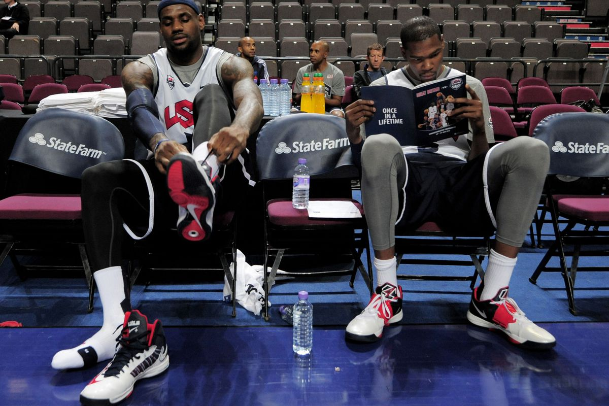 new concept 743df 8dbd2 LeBron, Reading And How Books Can Benefit A Pro Athlete