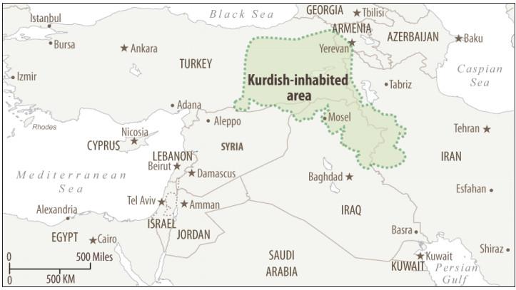 kurdistan CRS