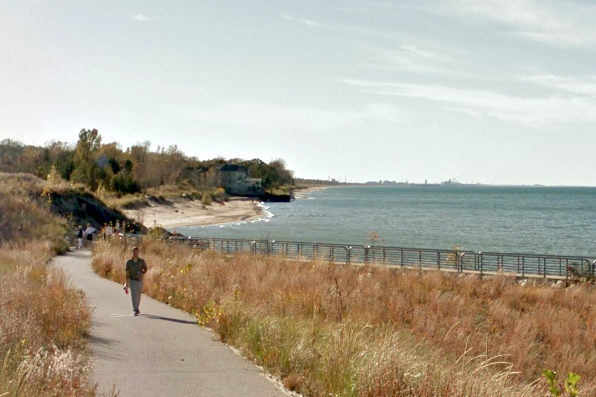 Two teenagers died after drowning Sunday, Aug. 16, 2020, at Portage Lakefront in Indiana.