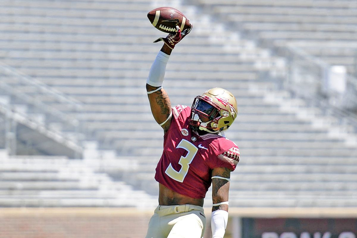 competitive price b5d27 89f68 Florida State football, recruiting news: Is Derwin James the ...