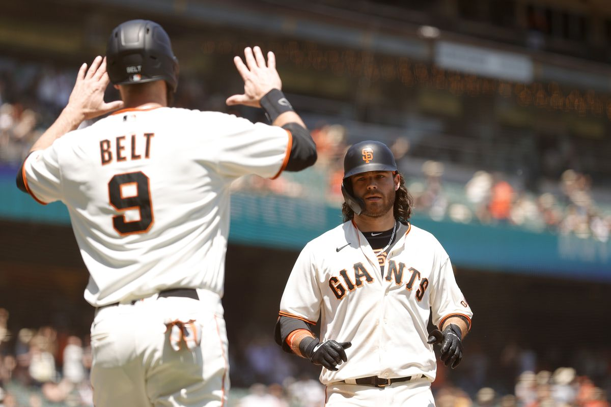 Brandon Belt and Brandon Crawford lead SF Giants past Padres - McCovey  Chronicles