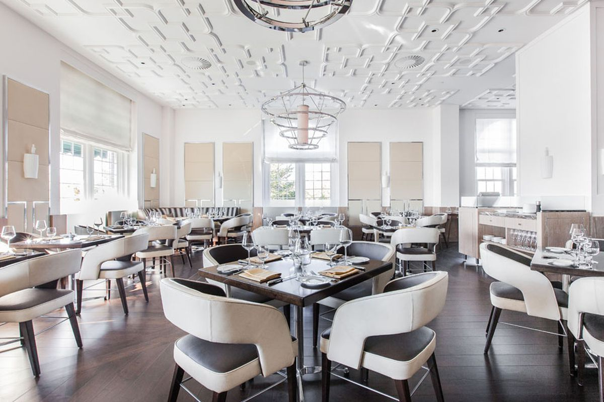 The Bocuse Restaurant Opens in Hyde Park, NY - Eater NY