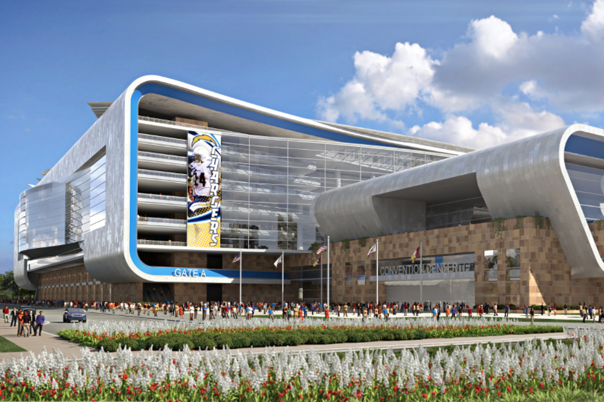 JMI Realty's proposed downtown stadium / convention center