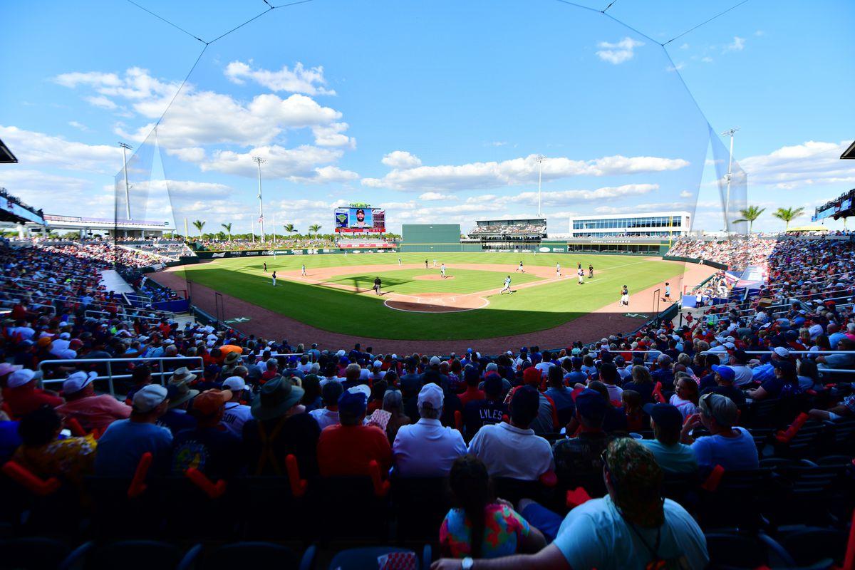 Tampa Bay Rays v Atlanta Braves