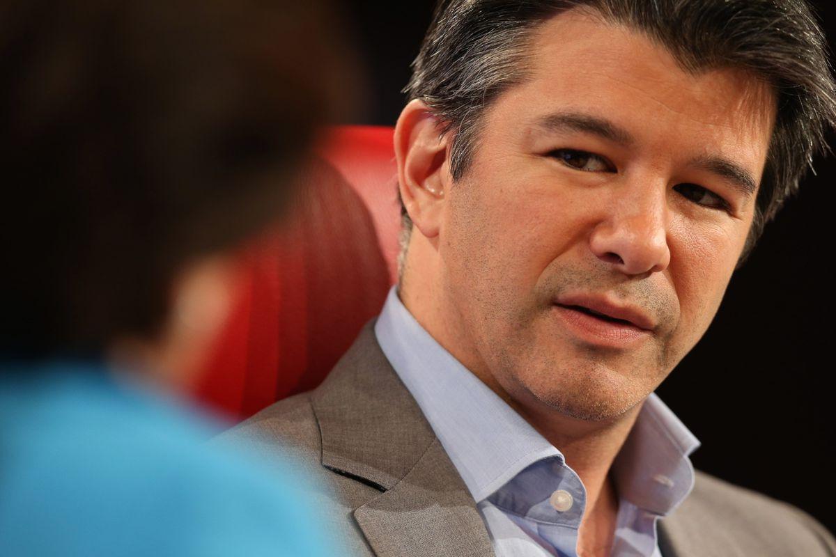 The $17 Billion Man: Full Code Conference Video of Uber's Travis Kalanick