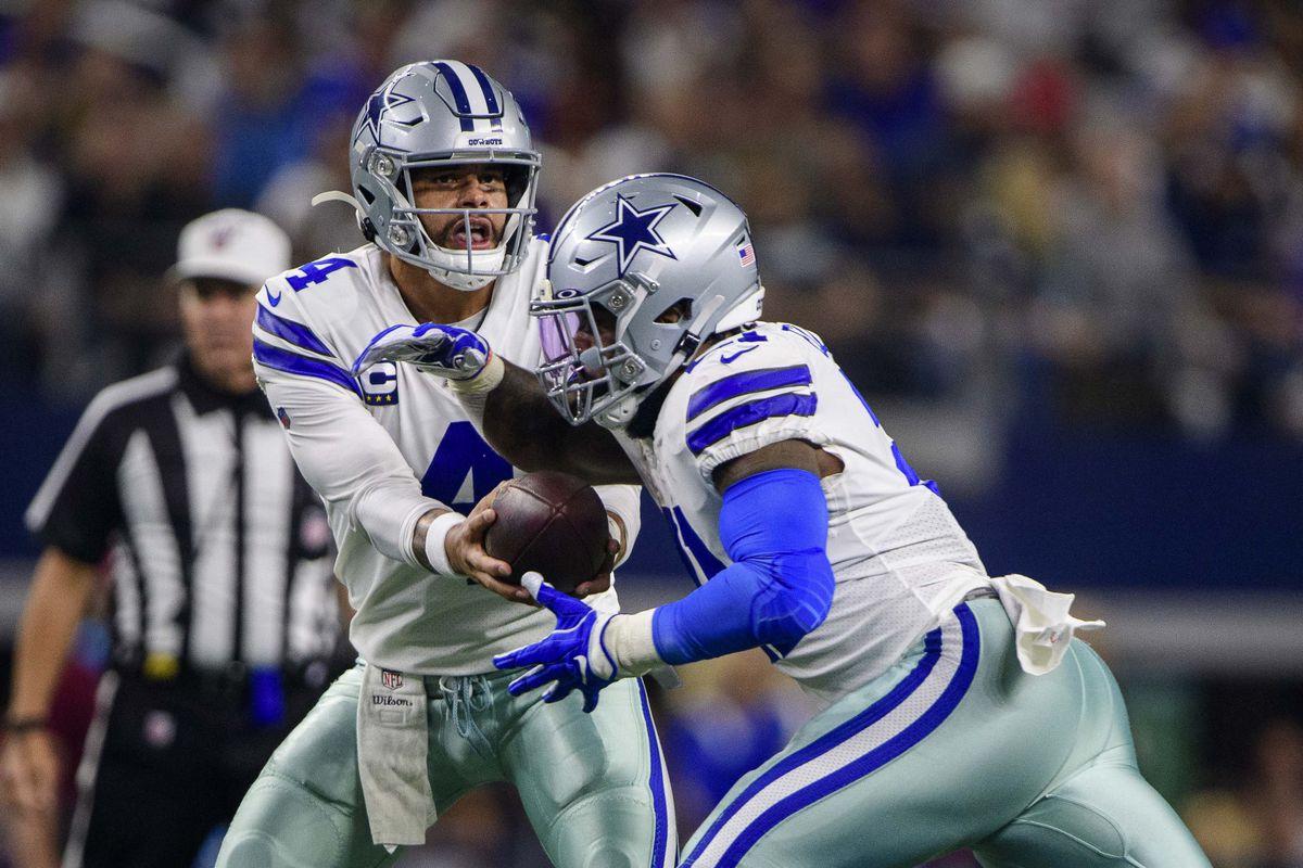NFL: Buffalo Bills at Dallas Cowboys