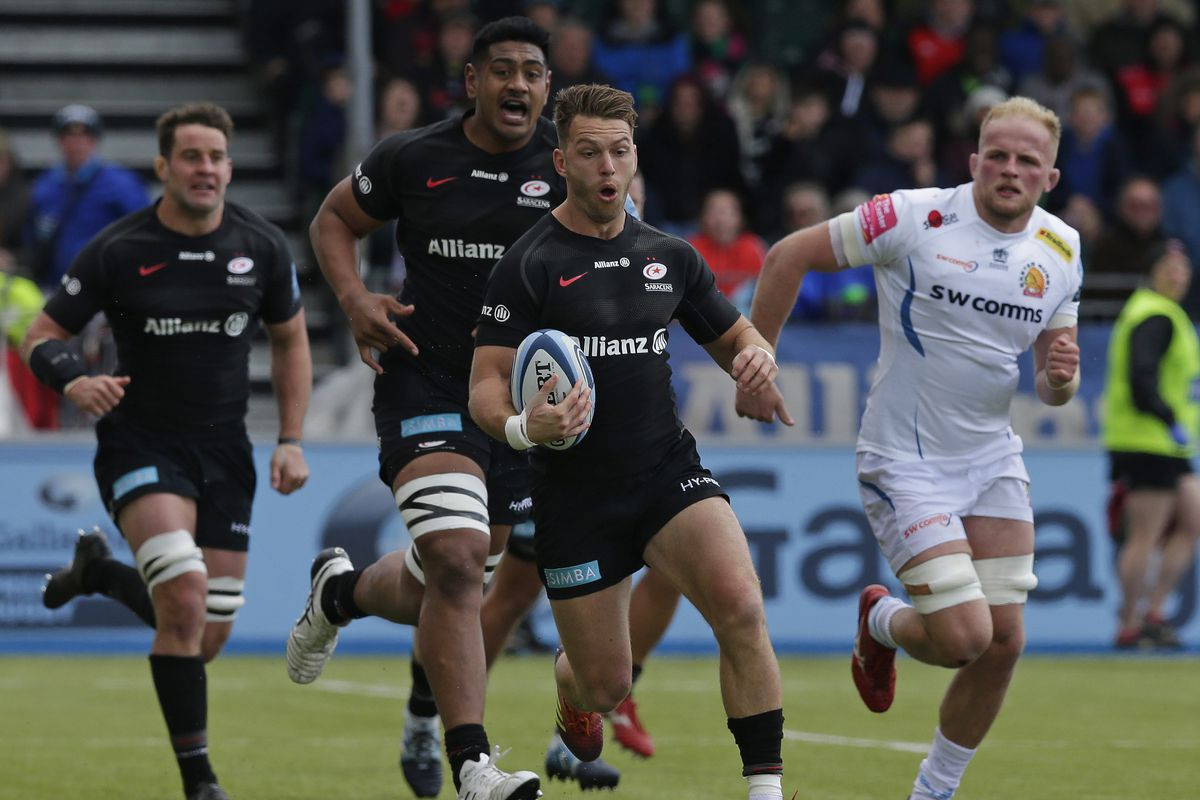 Saracens v Exeter Chiefs - Gallagher Premiership Rugby