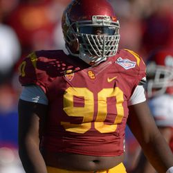 George Uko had a strong relationship with ex-USC coach and former Saints defensive line coach, Ed Orgeron.