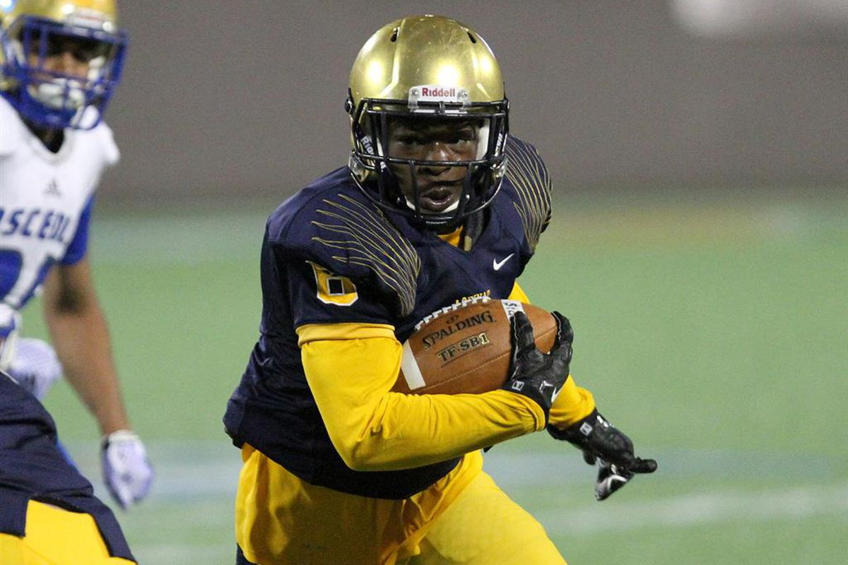 One of the top signees for Miami's 2016 recruiting class, Sam Bruce is in the news for a not so good (alleged) reason