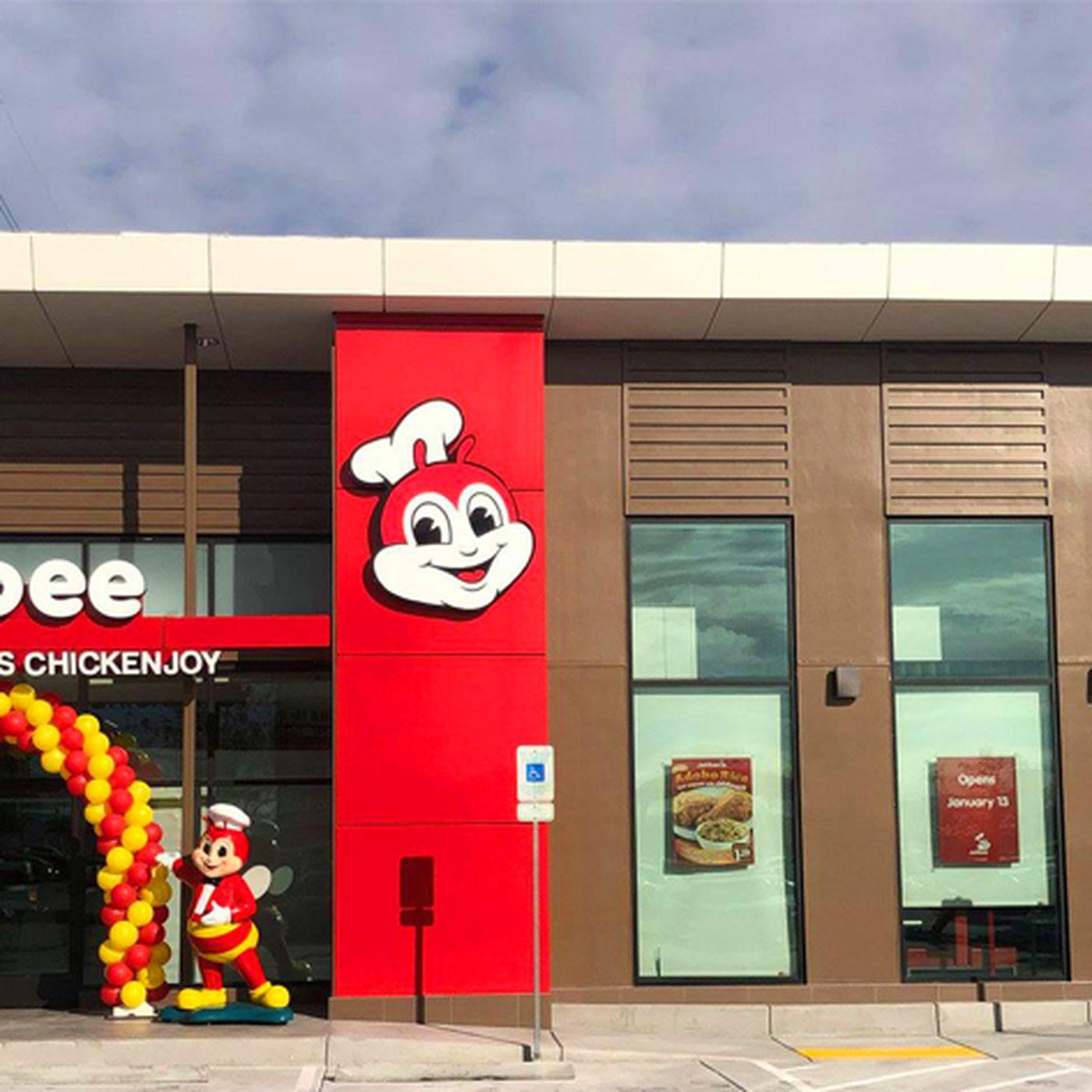 Jollibee Now Open In Southwest Las Vegas Eater Vegas