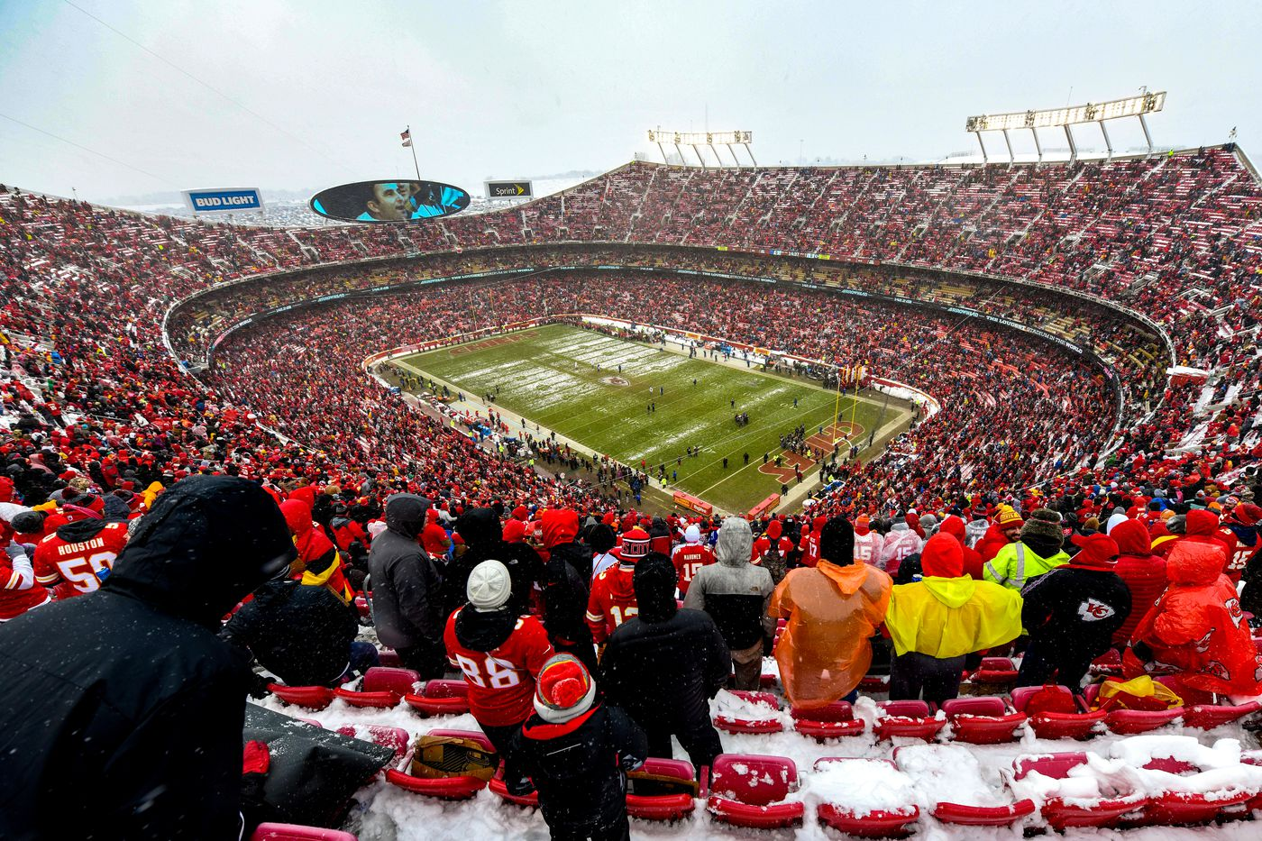 """ba970752 There will be no """"Arctic Blast"""" for Patriots vs Chiefs after all ..."""