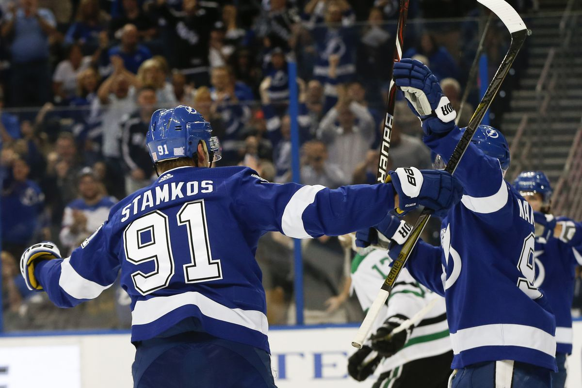 who can stop the tampa bay lightning right now no one sbnation com