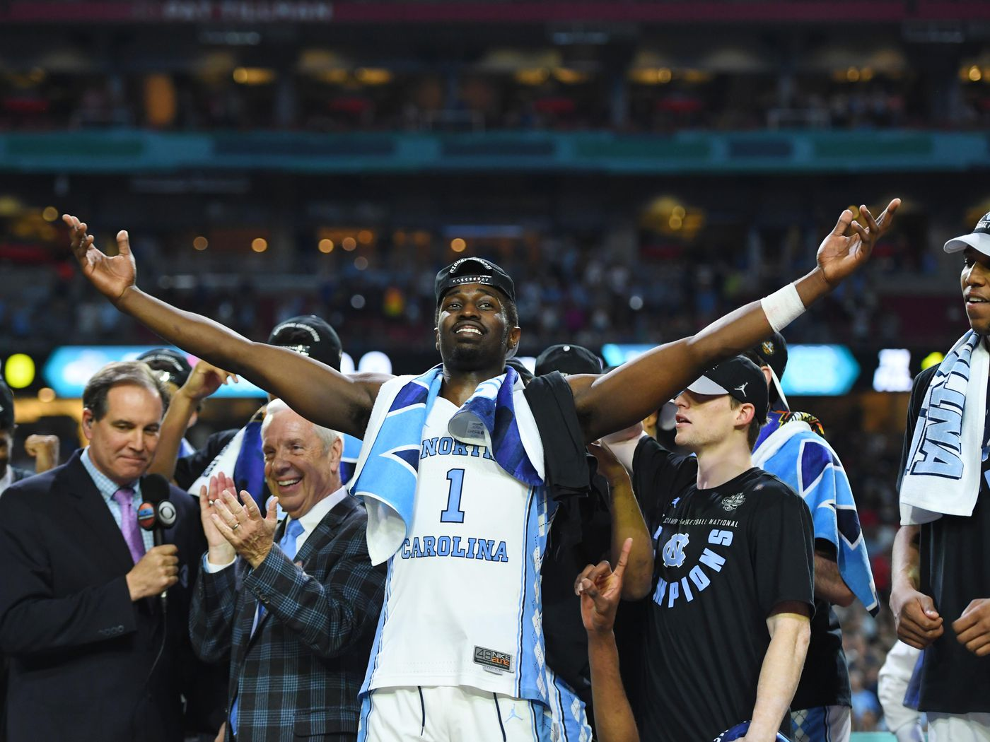 UNC 2017 basketball players as Summer 2017's biggest hit songs ...