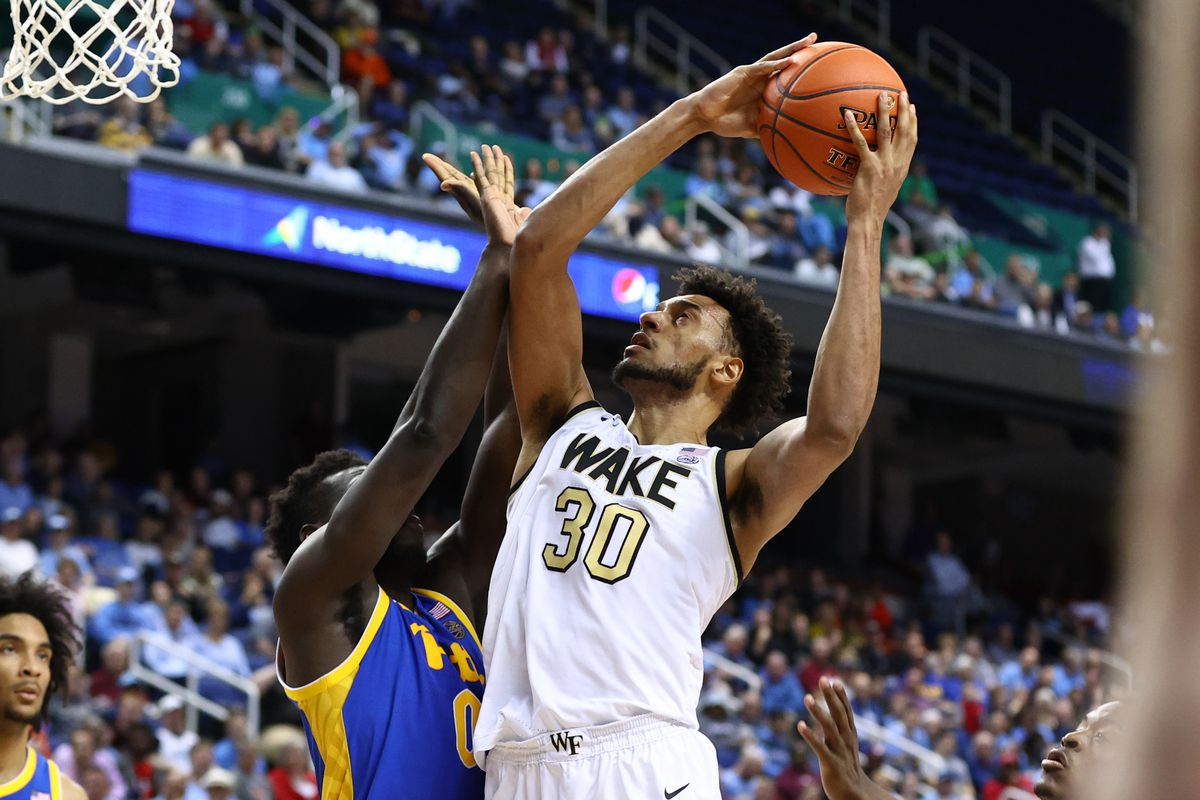 NCAA Basketball: ACC Tournament-Wake Forest vs Pittsburgh