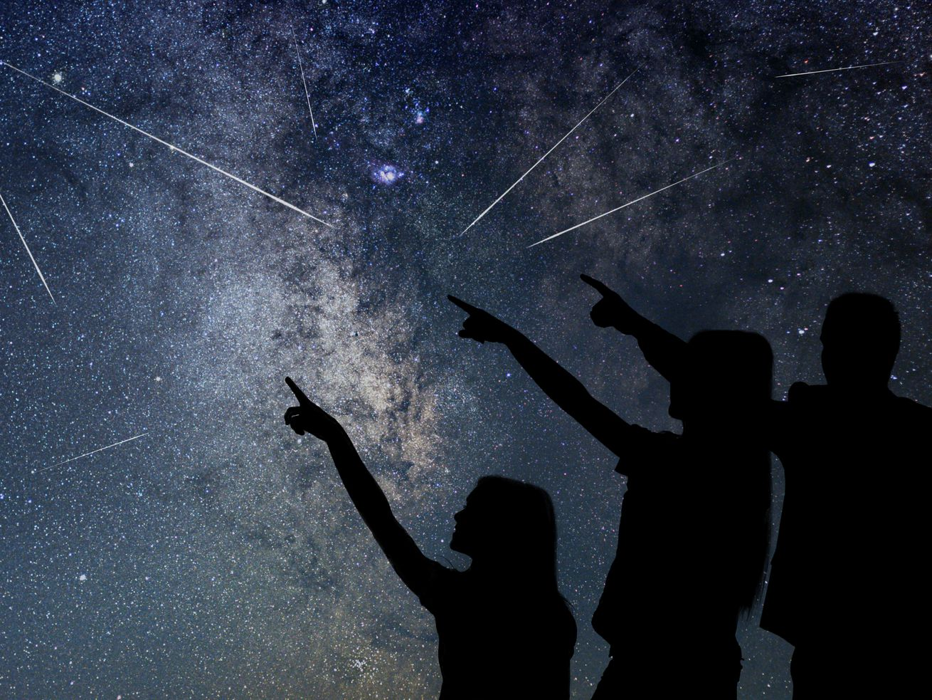 The Orionid meteor shower peaks tonight. Here's how to watch it