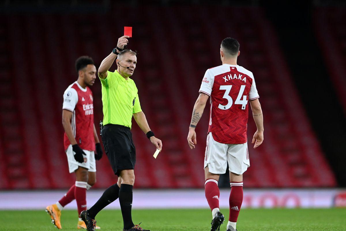 Arsenal injury, suspension, team news, update, Southampton, preview, Premier League. Granit Xhaka