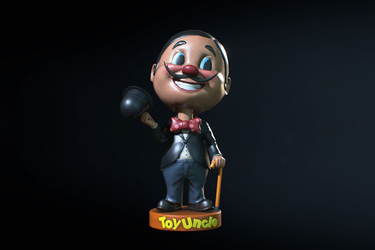 Resident Evil 3 Charlie doll toy uncle guide