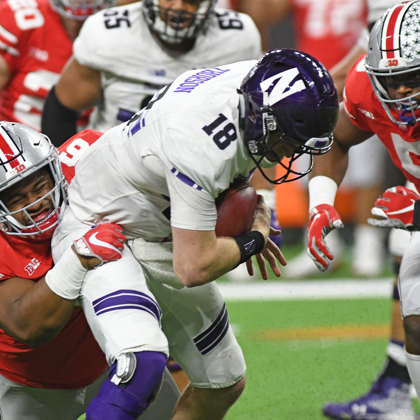 Ohio State's Taron Vincent could be huge factor on defensive