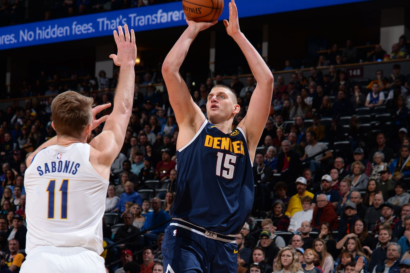 Indiana Pacers v Denver Nuggets