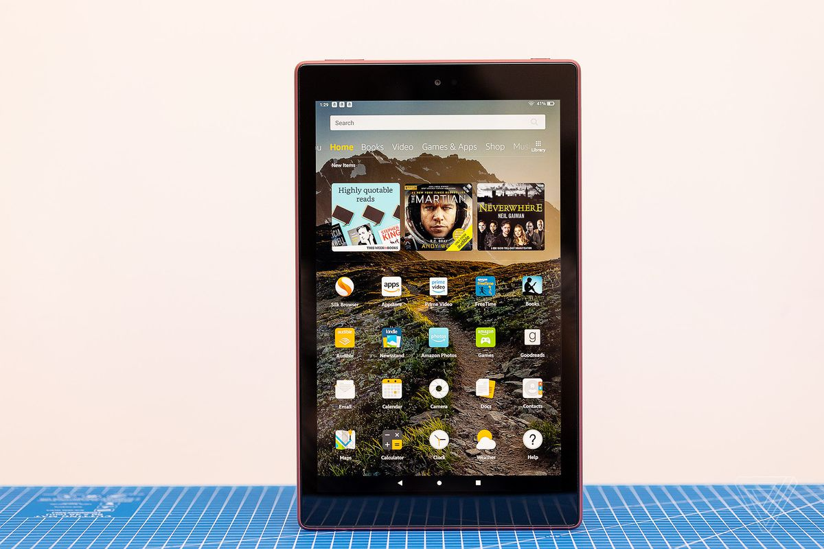 Amazon Fire Hd 10 2019 Review Low Price Low Expectations The