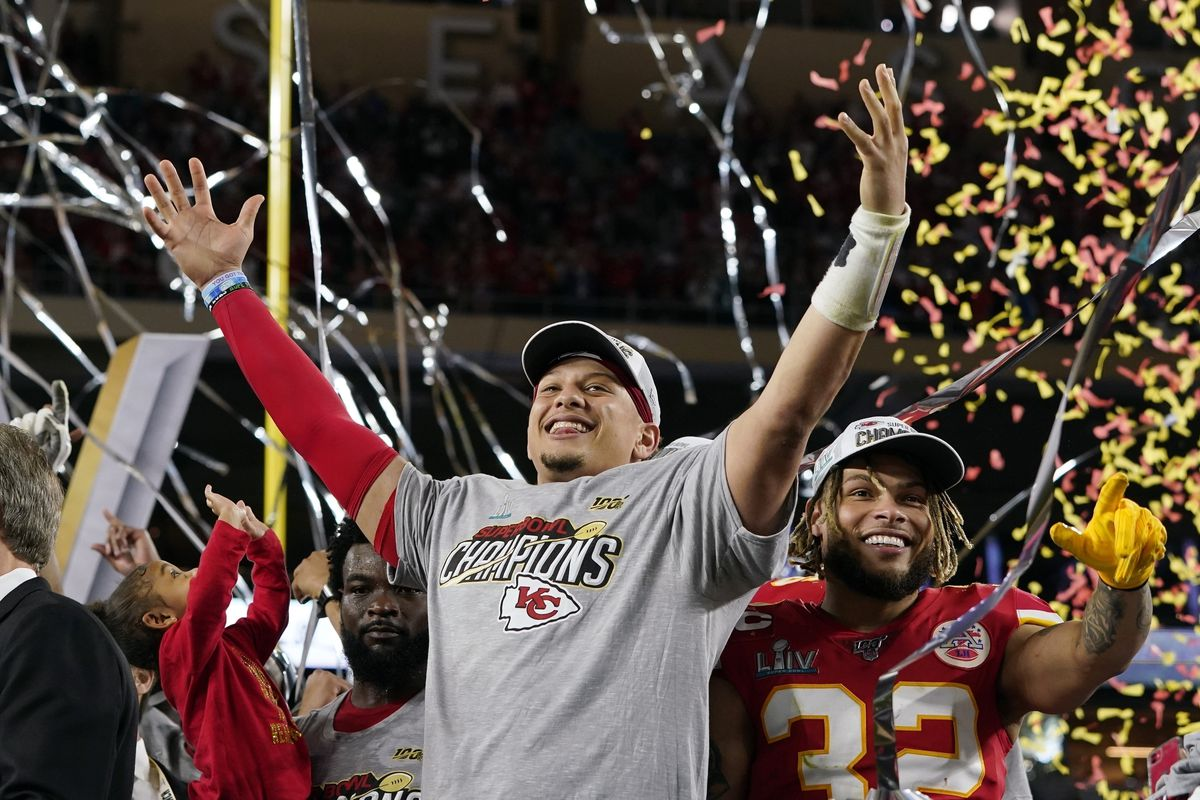 The Chiefs and quarterback Patrick Mahomes hope to settle on a contract extension after the NFL Draft.