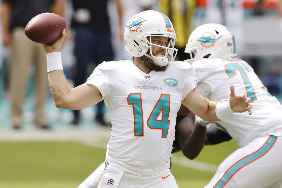 Seattle Seahawks v Miami Dolphins