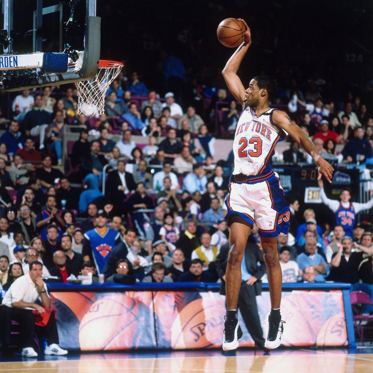 1999 Eastern Conference Semifinals, Game 3: Atlanta Hawks vs. New York Knicks