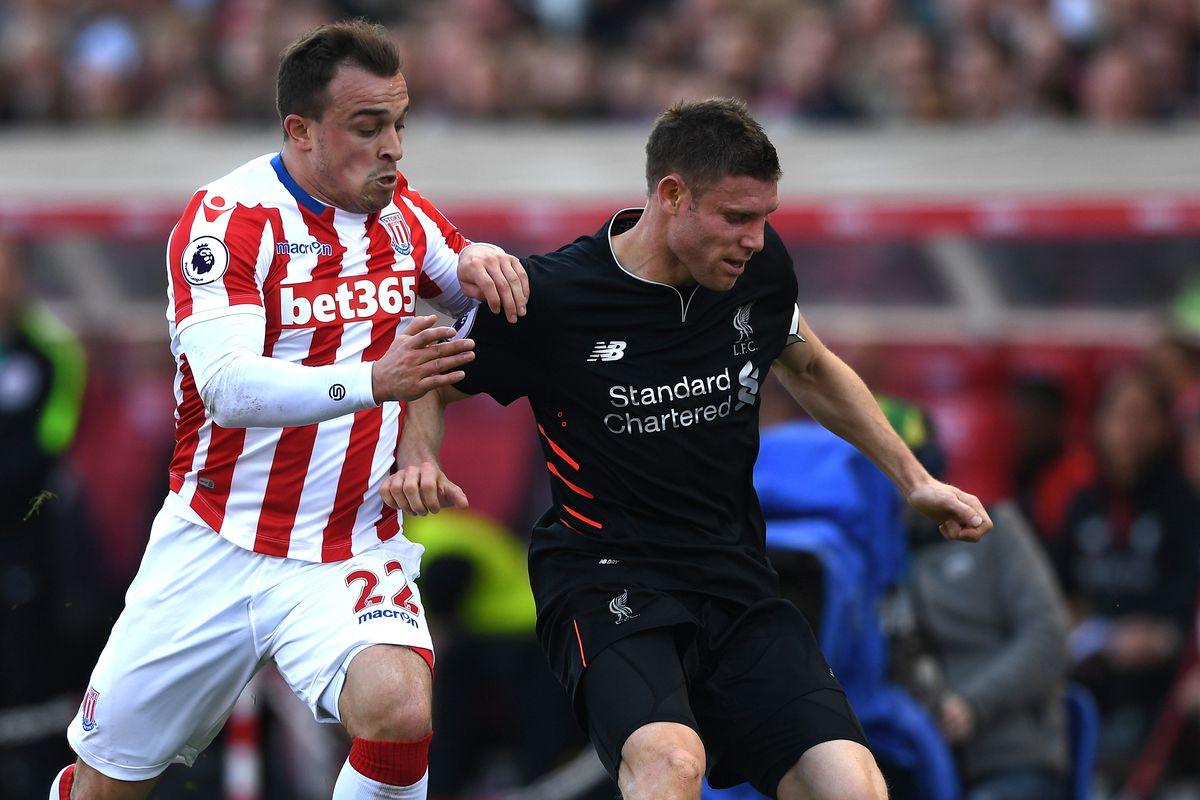 Stoke City v Liverpool - Premier League