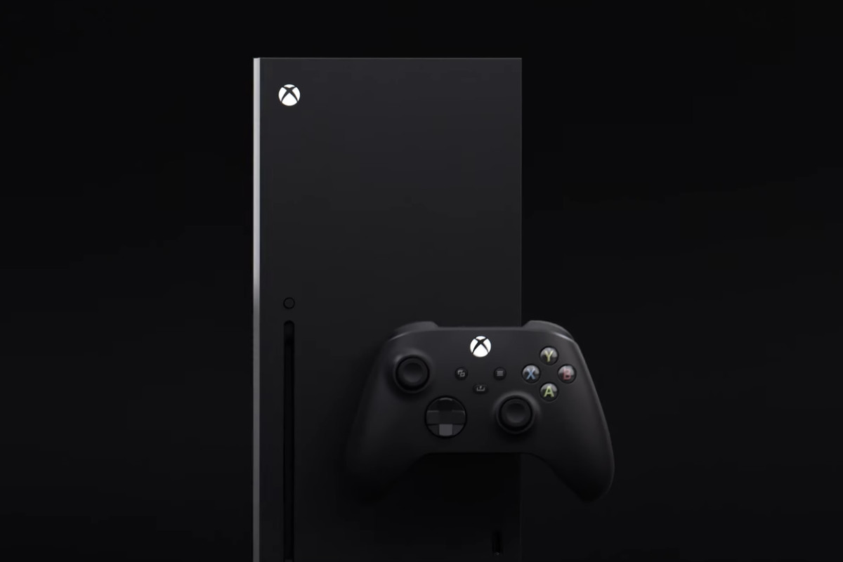 The Xbox Series X Controller Has A Tweaked Design And A Share